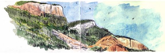 Pb07 Canfranc崖 0601